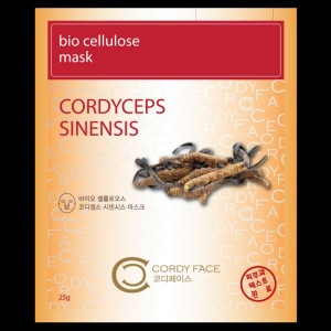 CORDY FACE Korea Senensis Bio Cellulose Mask Protect Facial Skin 1pcs