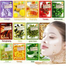 FOODAHOLIC Authentic Natural Essence Facial Mask