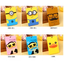 Cartoon Character Card Holder ATM TouchnGo Access Card
