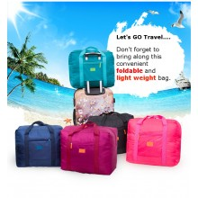 Travel Large Foldable Luggage Multipurpose Bag Waterproof