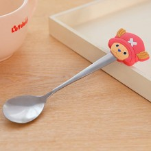 Cartoon Character Stainless Steel Tea Spoon