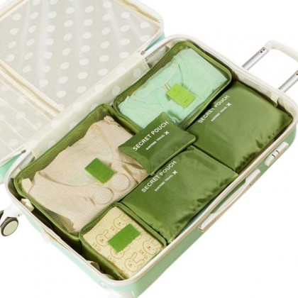 Travelling 6pcs Organizer Storage Bag (A32)
