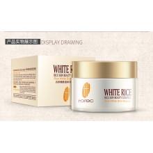 ROREC Whitening Serum White Rice Face Moisturizer Cream Day Night Cream