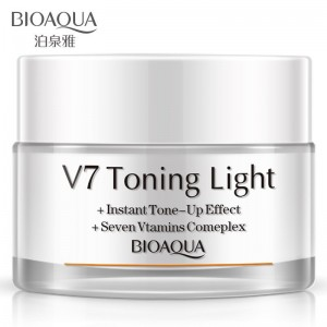 BIOAQUA V7 Toning light Hydra Whitening Moisturizing Brightening Skin (B34)