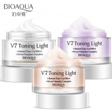 BIOAQUA V7 Toning light Whitening Moisturizing Brightening Skin Nourishing Beauty Skin Care