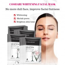 COSHARE Whitening Facial Mask