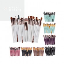 G9 20Pcs Makeup Brushes Set Pro Makeup Brushes Set