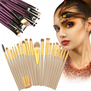 G9 20Pcs Makeup Brushes Set Pro Makeup Brushes Set