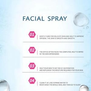 G9 HOREC Moisturizing Spray Hydrating Toner Facial Spray 150ml (C31)