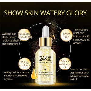 G9 IMAGES 24K Gold Crystal Essence Anti Aging 30ml (B12)
