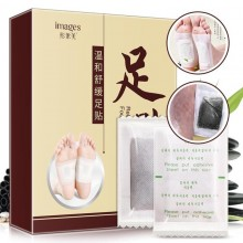 G9 Images relive Nursing Detox Foot Patch Slimming Foot Care Pad (B43)