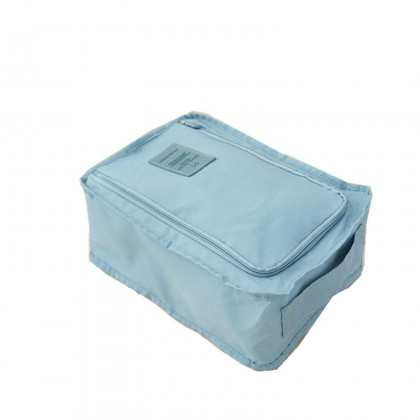 Nylon Shoes Pouch Ver 3 Travel Portable Storage Bag (F51)