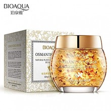 BIOAQUA Osmanthus Mask Natural Plant Osmanthus Bright Petal Facial Mask 120g (B41)