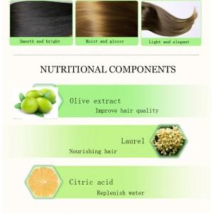 BIOAQUA Olive Hair Conditioner Repair Damaged Hair Care Deep Conditioner 400g (C31)