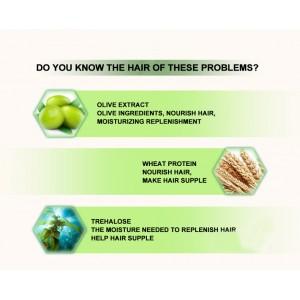 BIOAQUA Olive Hair Mask Hair Repair Treatment 500g (C31)