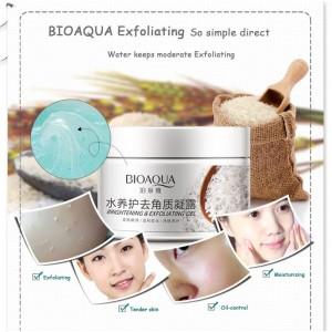 G9 BIOAQUA Deep Exfoliator Gel Scrub Smooth Moisturizing Skin Care 140g (B41)