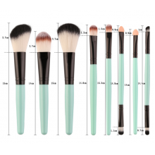 Professional Synthetic Makeup Brush 18Pcs Makeup Brush Set Makeup Brushes Soft Eyeshadow Eyebrow Lip Brush