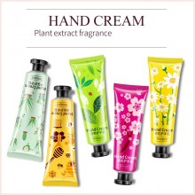 G9 Images Plant Essence Hand Creams Anti Aging Moisturizing Cream Hands Skin Care 30g