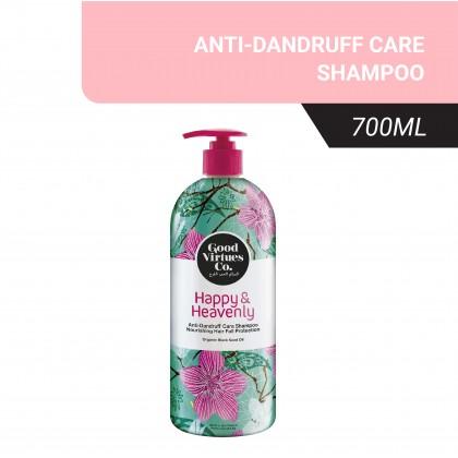 Good Virtues Co Anti-Dandruff Care Shampoo Nourishing Hair Fall Protection 700ml