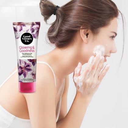 Good Virtues Co Extra Moisturising Facial Cleanser 100ml