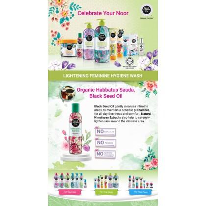 Good Virtues Co Lightening Feminine Hygiene Wash 150ml Women Halal Vagina Health Care