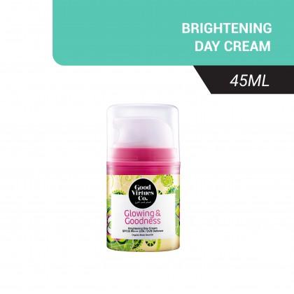 G9 Good Virtues Co Brightening Day Cream SPF30 PA+++ Anti UVA UVB 45ml