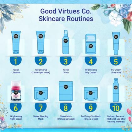 G9 Good Virtues Co Brightening Night Cream 45ml