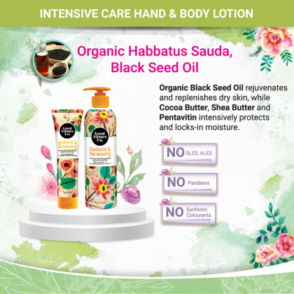 Good Virtues Co Extra Intensive Care Hand & Body Lotion 300ml